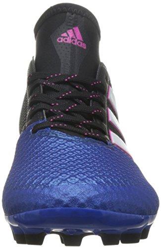 adidas Ace 17.3 Primemesh Ag, Scarpe da Calcio Uomo Nero (Core Black/ftw White/blue)