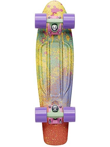 "Penny Cruiser Complete Skateboards Graphics 22\"" Color Wash Complete"