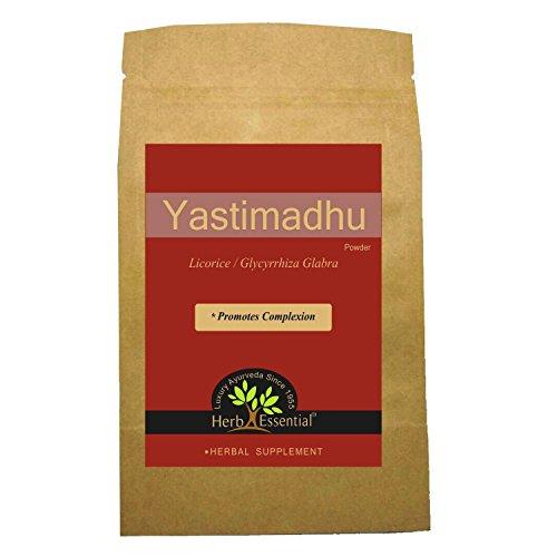 Herb Essential Pure Yastimadhu (Mulethi/Liquorice) Powder 50g