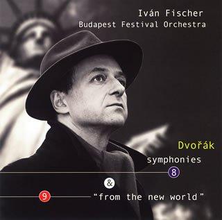 Dvorak:Symphonies No.8&9 (Dvorak Symphony 8 9 Fischer)