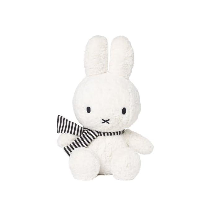 Mimex MIF00665 - Miffy mit Schal sitzend 23 cm