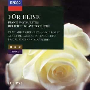 Für Elise: Piano Favourites