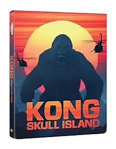 Kong: Skull Island (Steelbook) (Blu-ray 3D & Blu-ray) (2-Disc)