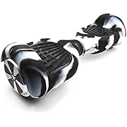 FBSPORT Coque Housse de Protection Silicone de Coque Gelée pour 6,5 Pouces Auto Balance 2 Roues Scooter