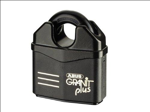 Abus 37RK/80 KA - Candado Granit Plus 80mm arco protegido