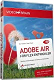 Video2Brain - Adobe Air für Flex-Enwickler - Video-Training DVD (AW Videotraining Programmierung/Technik)