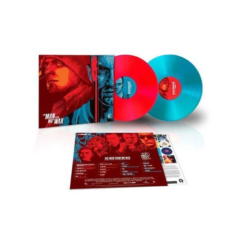 The Man from Mo' Wax (Ost) (2lp) [Vinyl LP] -
