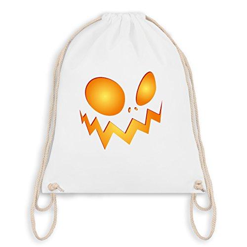 Halloween - Kürbisgesicht groß Pumpkin - Unisize - -