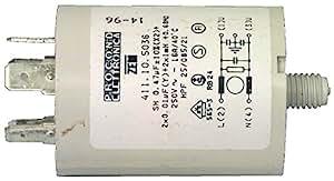 Domopart W1-11306/A Suppressor capacitor