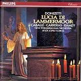Donizetti-Lucia Di Lammermoor-Opéra-Montserrat Caballe-J Car Reras-New Philharmo