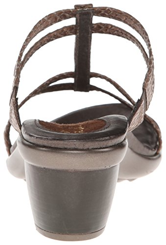 Naot - Scarpe con cinturino alla caviglia Donna (Braun (brown lizard))