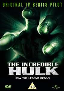 The Incredible Hulk: The Original TV Pilot [DVD]