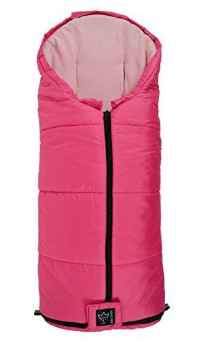 "Kaiser 6570637 - Fußsack ""Thermo Aktion"", Farbe: pink"