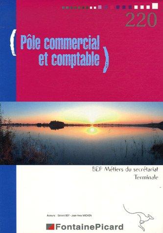 Pôle commercial et comptable BEP Métiers du secrétariat Tle par Gérard Bey, Jean-Yves Michon