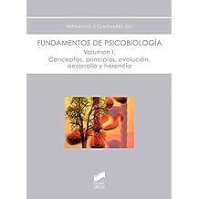 Fundamentos de psicobiología. Volumen 1 (Psicología)