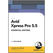 Avid Express Pro 5.5 Essential Editing (PC/Mac)