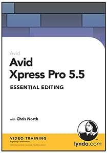 Avid Express Pro 5.5 Essential Editing (PC/Mac)