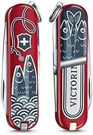 Victorinox 0.6223.L1901 Classic Sardine Can Desenli 2019 Limitli Çakı