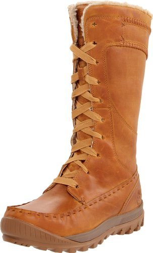 Timberland MT HOLLY 18644, Stivali donna Marrone (Braun/Artisan Gold)