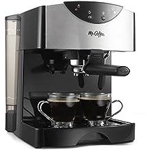 Mr. Coffee Automatic Dual Shot Espresso/Cappuccino System, ECMP50 by Mr. Coffee