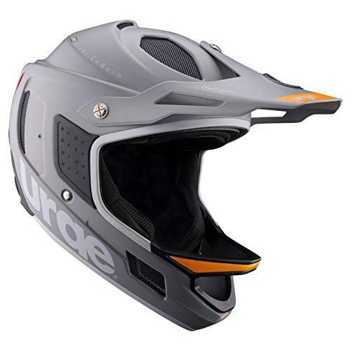 Urge Archi Enduro RR Mountainbike-Helm, Unisex, Uni, Archi Enduro RR, Argent/Orange/Blanc Preisvergleich