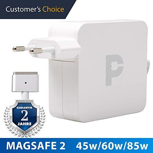 Magsafe 2 45w - Ladekabel MacBook Air | 2 Jahre Garantie auf 45w Magsafe 2 Power Adapter | Zertifiziertes Ladekabel für Apple MacBook air A1465 / A1466