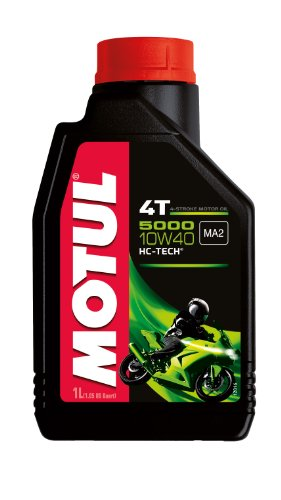 Motul Olio motore sintetico 5000 10W-40 4T