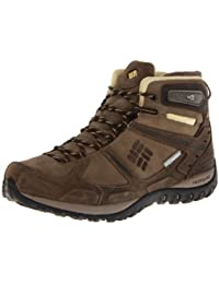 Columbia Yama Mid Leather Outdry, Women's Hiking Shoes
