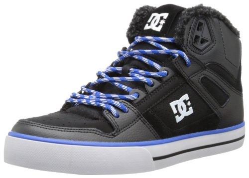 DC Shoes Spartan High WC, Herren Sneaker, Mehrfarbig - Mehrfarbig - Multicolore - Black/Nautical Blue - Größe: 41 (Bristol Wc)