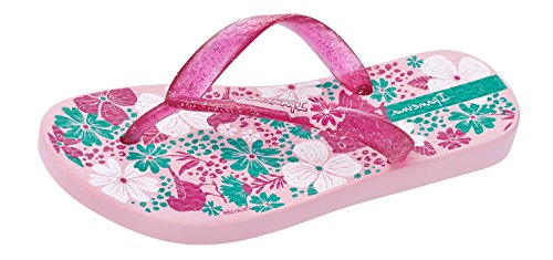 Ipanema Birdy Filles Tongs / Sandales pink