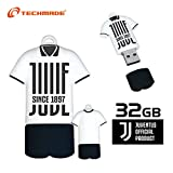 TECHMADE PENDRIVE 32GB UFFICIALE JUVENTUS