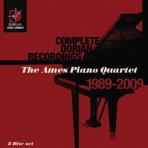 Ames Piano Quartet: Complete Recordings (Works by Dvorak/ Schumann/ Brahms/ Strauss/ Faure) by Ames Piano Quartet (2009-08-25)