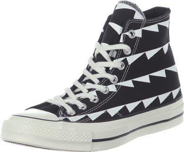 Converse Unisex-Erwachsene All Star Prem Hi 1970's Hightop Sneaker Schwarz