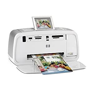 hp photosmart 475 compact photo printer imprimante photo compacte jet d 39 encre couleur. Black Bedroom Furniture Sets. Home Design Ideas