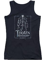 Der Hobbit–Junioren/Zwerg Thorin Stare Tank Top