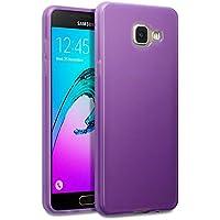 Coque Galaxy A5 2016, Terrapin Étui Coque en Gel TPU pour Samsung Galaxy A5 2016 Case - Violet
