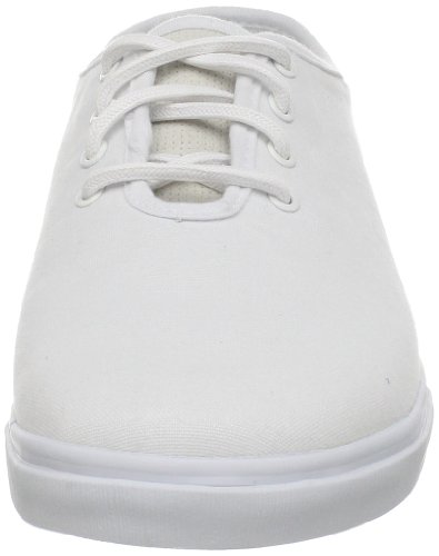 Chaussures DVS Uno SP - White Canvas-Blanc Blanc