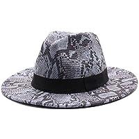 MMD-women's hat Moda Los Hombres de Nueva ala del algodón clásico Sombrero Hairy Turbante Femenina Sombrero Huesos Suave (Color : 7, Size : 56-58cm)