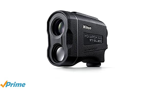 Nikon Laser Entfernungsmesser Prostaff 5 : Nikon monarch stabilized laser entfernungsmesser amazon