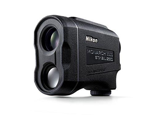 Nikon Monarch 3000 STABILIZED Laser Entfernungsmesser, 96 x 74 x 42 mm schwarz