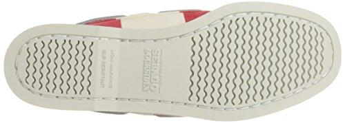 Red Bootsschuhe Sebago White SPINNAKER Herren Striped 8tOtgxTw
