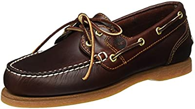 Timberland Classic Boat FTW Amherst 2 Eye Boat - Náuticos Mujer