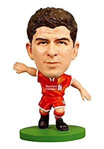 Soccerstarz Steven Gerrard Home Kit Figure