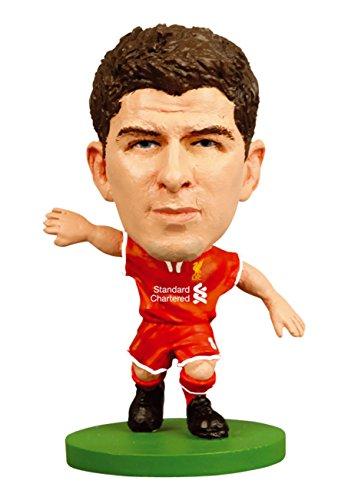 buy online f3261 e5065 Soccerstarz Steven Gerrard Home Kit Figure