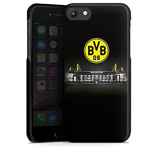 Apple iPhone 7 Hülle Case Handyhülle Borussia Dortmund BVB Stadion Hard Case schwarz