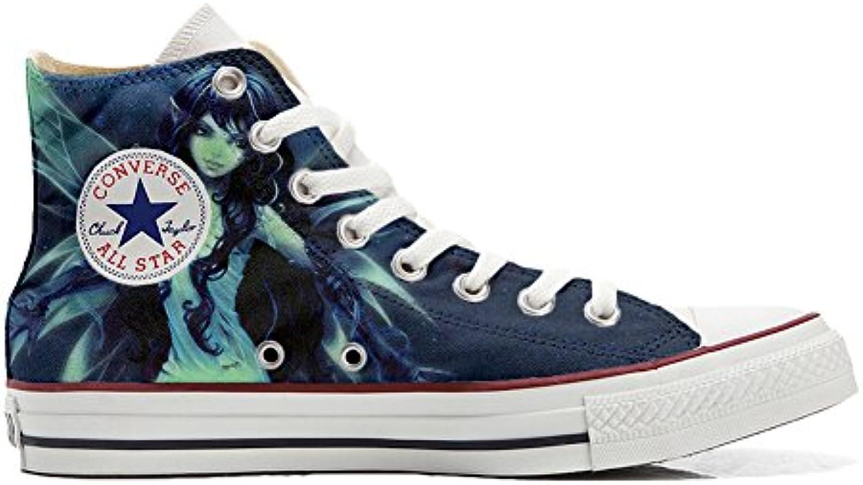 Shoes Custom Converse All Star  personalisierte Schuhe (Handwerk Produkt) Elfo