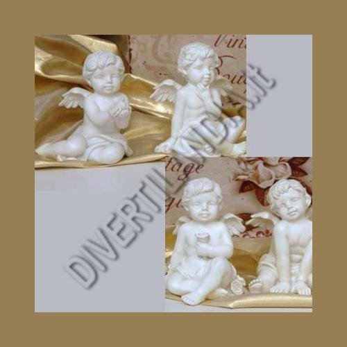 Preisvergleich Produktbild OLD & NEW S.R.L., amorino WHITE PICC.