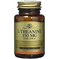 Solgar 150 mg L-Theanine Vegetable Capsules - 60 Capsules