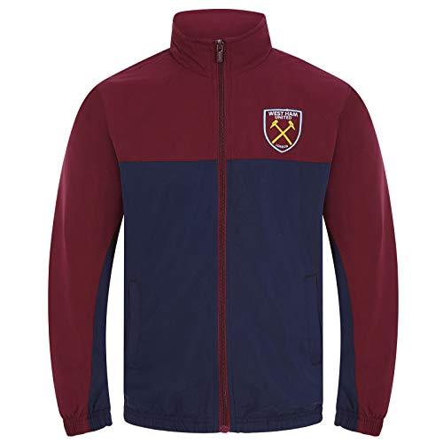 Chaqueta y pantal/ón Largo Ch/ándal Oficial para Hombre West Ham United FC