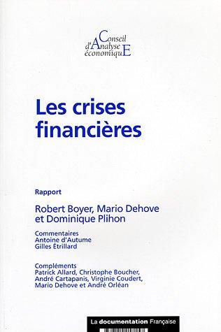 Les crises financières